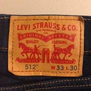 Men's 512 Slim Taper Levi's Jeans